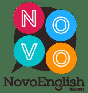 NovoEnglish Logo