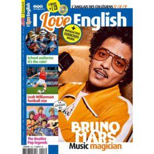 Bayard I Love English